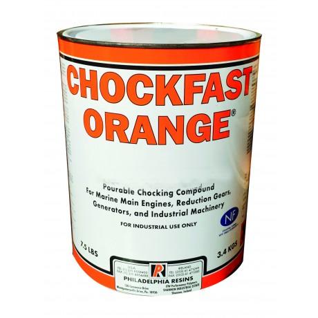 Résine de Calage Chockfast Orange avec Durcisseur