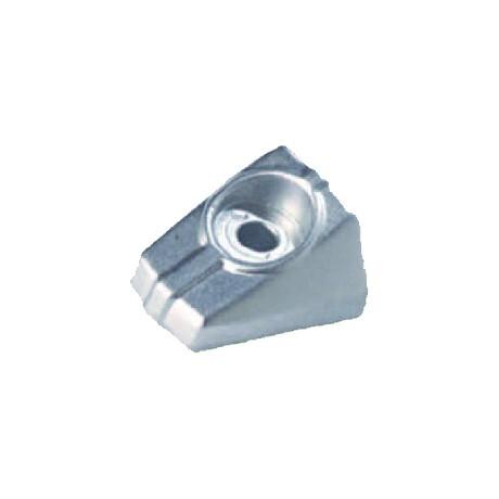 Anode Zinc Plaque DT 4-5 Cv Suzuki - Réf. OEM 55320-98400
